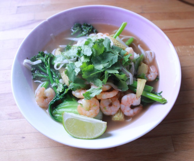 prawny soupy deliciousness